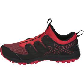 asics Gel-Fujirado Shoes Men Red Alert/Black